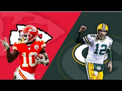 Green Bay Packers Vs Kansas City Chiefs Live Play By Play & Reactions