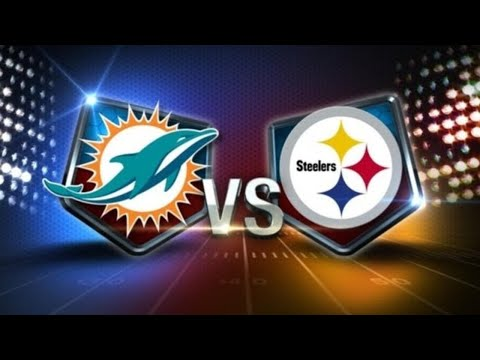 Dolphins vs Steelers Live Stream Play By Play And Reaction