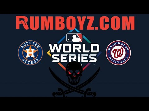 MLB World Series Game 6 Washington Nationals vs Houston Astros