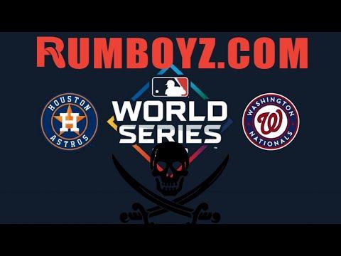 MLB World Series Game 7 Washington Nationals vs Houston Astros
