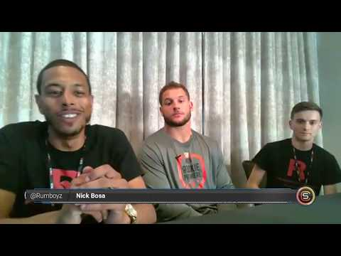 Nick Bosa San Francisco 49ers Rookie Interview #NFL #NFL100
