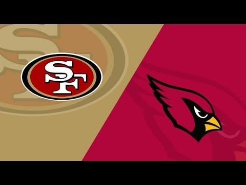 San Francisco 49ers Vs Arizona Cardinals | TNF Live Play By Play & Reactions