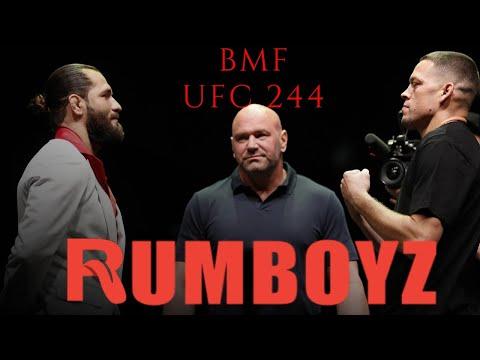 UFC 244: Masvidal vs. Diaz #BMF #UFC244