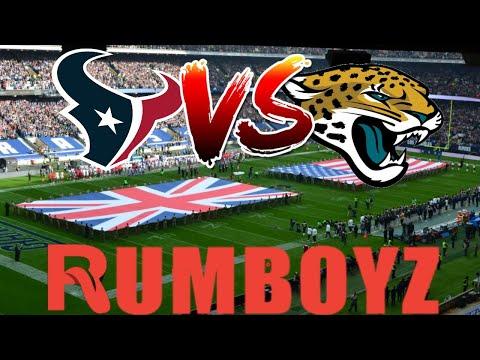 NFL London Week 9: Houston Texans vs Jacksonville Jaguars