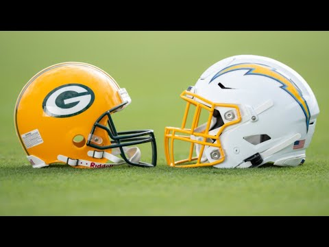 Packers vs Chargers Live Stream Play By Play And Reaction