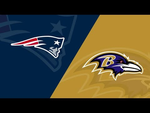 Patriots vs Ravens Live Stream Play By Play And Reaction