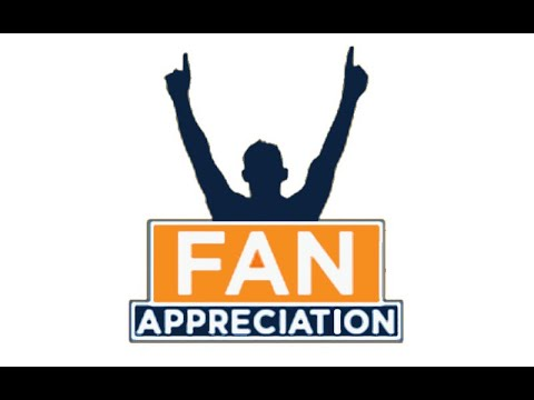 Fan Appreciation Hangout