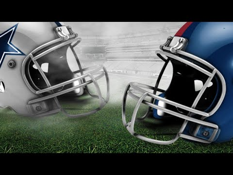 Cowboys vs Giants Live Stream Play By Play And Reaction