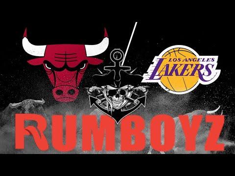 NBA Basketball: Los Angeles Lakers vs Chicago Bulls