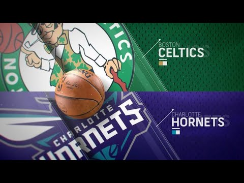Boston Celtics vs Charlotte Hornets Live Stream Play By Play And Reaction
