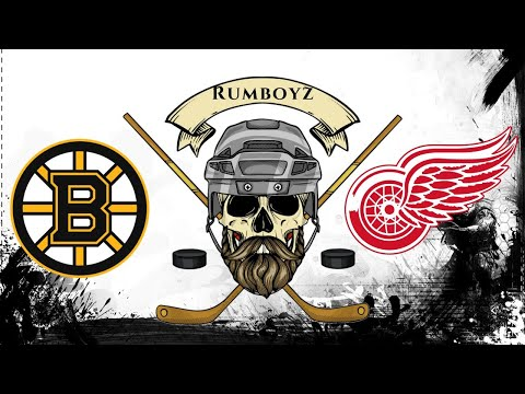 Boston Bruins vs Detroit Red Wings Live Stream Play By Play And Reaction