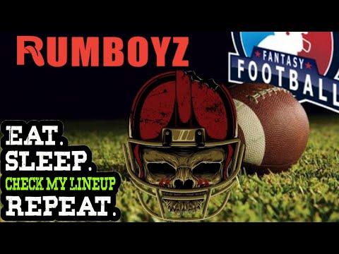 Fantasy Football in the AM! #FantasyFootball