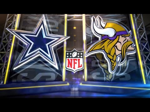 Dallas Cowboys vs Minnesota Vikings Live stream Play by Play And Reaction