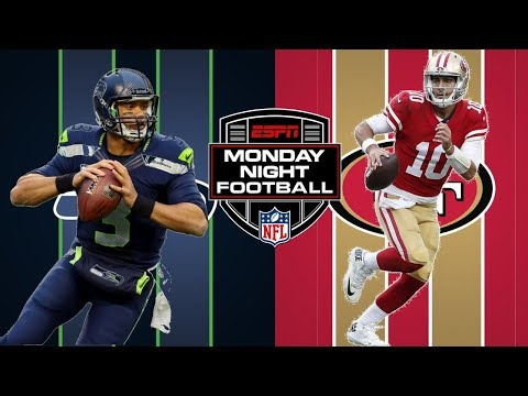 Seattle Seahawks Vs San Franisco 49ers  | Live Play By Play & Reactions