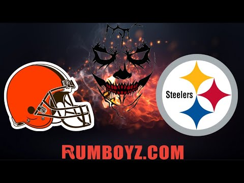 Thursday Night Football Pittsburgh Steelers vs Cleveland Browns