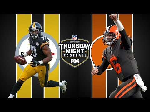 Pittsburg Steelers Vs Cleveland Browns  | Live Play By Play & Reactions