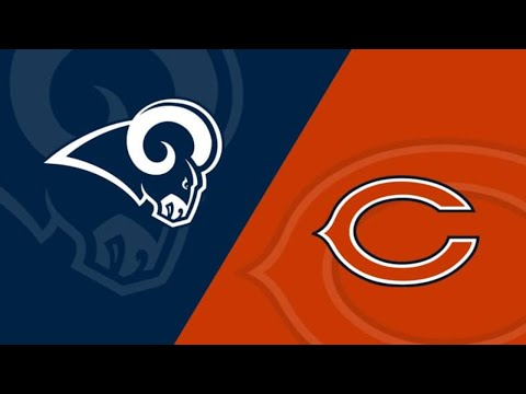 Chicago Bears vs Los Angeles Rams Live Stream Play By Play And Reaction
