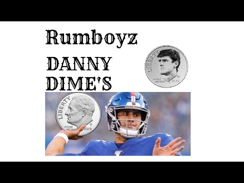 The Legend of Danny Dimes -Rumboyz After Dark