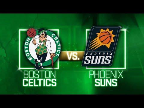 Boston Celtics vs Phoenix Suns Live Stream Play By Play And Reaction