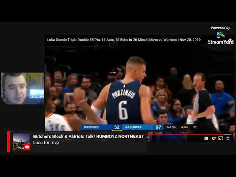 Luka Doncic, 26 min triple Double breakdown