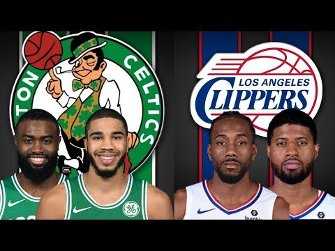 NBA Stream: Boston Celtics Vs Los Angeles Clippers| Live Play By Play & Reactions
