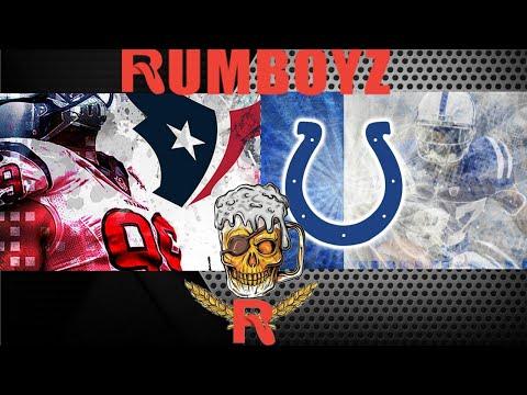 Thursday Night Football Indianapolis Colts vs Houston Texans #NFL