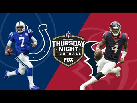 Indianapolis Colts Vs Houston Texans| Live Play By Play & Reactions