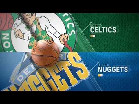 Boston Celtics vs Denver Nuggets Live Stream Play By Play And Reaction