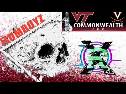 The Commonwealth Cup Virginia Tech vs Virginia #NCAAF