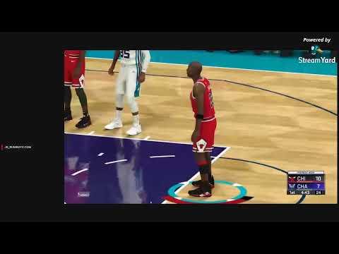 JD Plays NBA2K! NETWORK! SPORTS CHAT