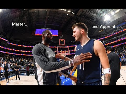 LUKA vs Lebron! Lakers vs Mavs reaction!