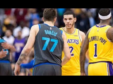 Mavericks vs Pelicans Reaction! Lonzo VS Luka!! 630 CT
