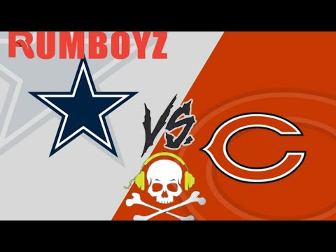 Thursday Night Football Dallas Cowboys vs Chicago Bears