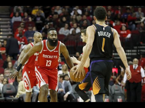 Suns VS Rockets! Live Reaction