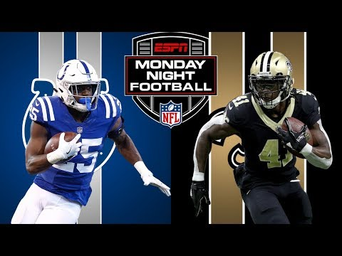 NFL STREAM: Indianapolis Colts Vs New Orleans Saints  | Live Play By Play & Reactions