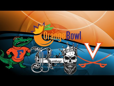 Capital One Orange Bowl Florida vs Virginia
