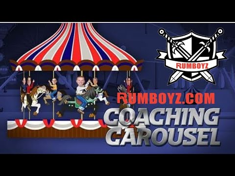 NFL Coaching Carousel 2020!