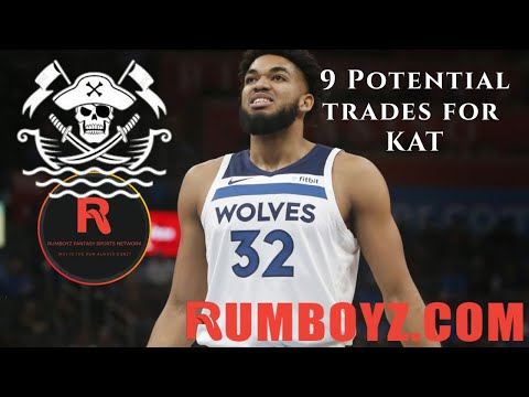 Karl Anthony Towns, 9 potential TRADE Destinations/fits(Westbrook?!, Gordon Hayward?!) – JD Rants