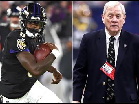 Lamar Jackson SNUBBED by Bill Polian