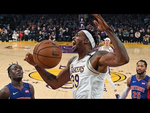 The Lakers are keeping Dwight Howard | JD Rants
