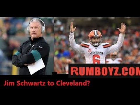 Jim Schwartz to Cleveland?? | JD Rants