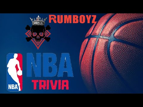 NBA Basketball Trivia and Drinks! #NBA