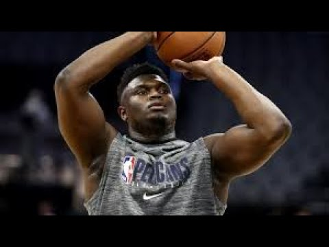 Zion Williamson is dunking again, but will he play this year? | JD Rants