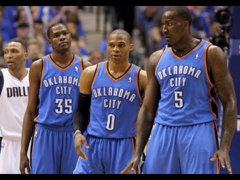 Kevin Durant and Kendrick Perkins go at it on Twitter during Westbrook's return to OKC | JD Rants