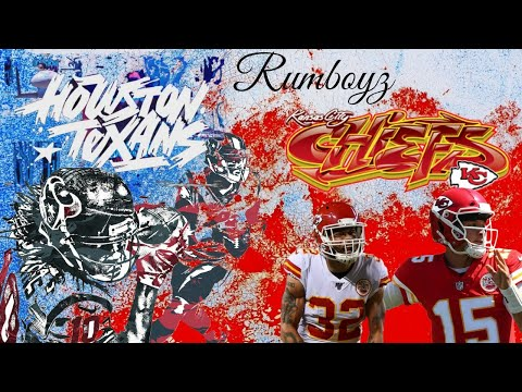 Houston Texans vs Kansas City Chiefs AFC Divisional Playoffs