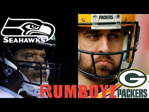 Seattle Seahawks vs Green Bay Packers NFC Divisional Playoffs