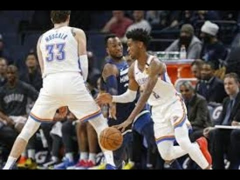 SGA(Shai Gilgeous-Alexander) makes history, Examining the Thunder-Clippers PG13 trade | JD Rants