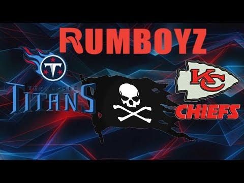 Tennessee Titans vs Kansas City Chiefs AFC Champioship