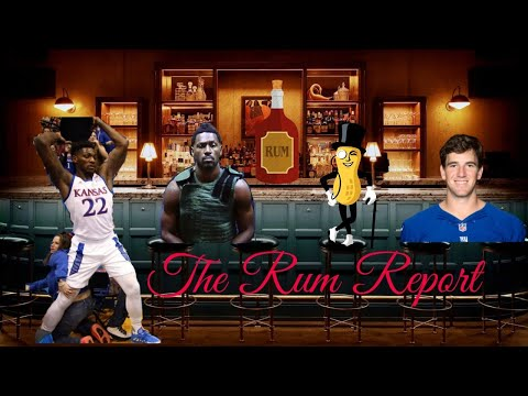 The Rum Report Ep. 4 1/24