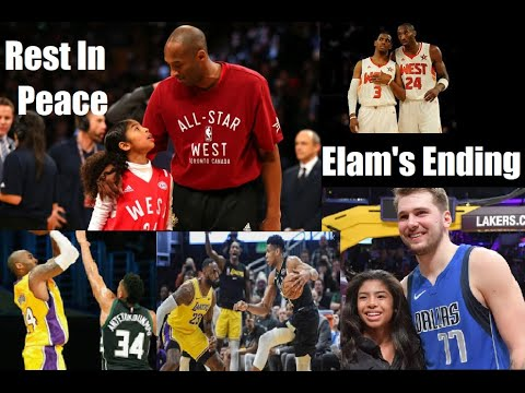 NBA Changing All-Star Game to make it more competitive, honor Kobe, Gigi, others RIP, + Charity $